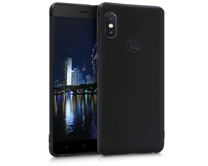 KWmobile TPU Silicone Case (44664.47) Black Matte (Xiaomi Redmi Note 5)