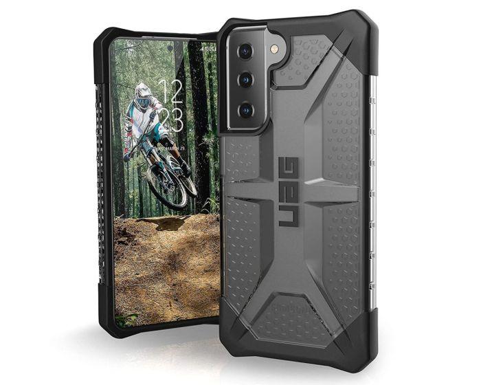 UAG Plasma Case Ανθεκτική Θήκη Ash (Samsung Galaxy S21 5G)