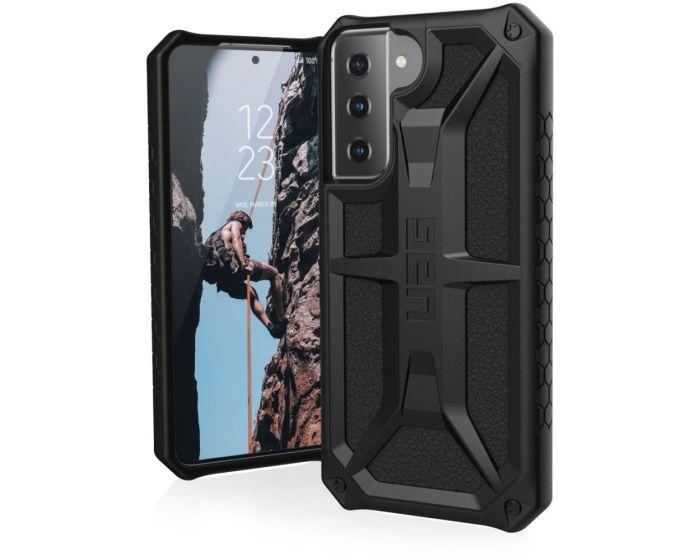 UAG Monarch Case Ανθεκτική Θήκη Black (Samsung Galaxy S21 5G)