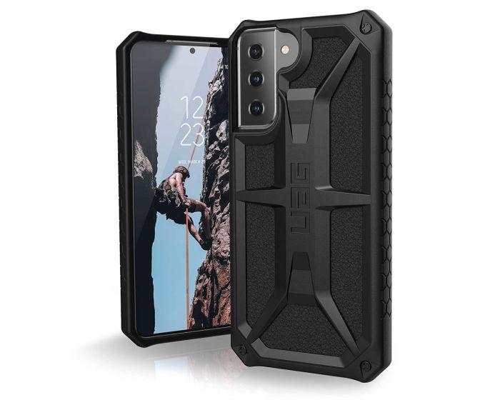 UAG Monarch Case Ανθεκτική Θήκη Black (Samsung Galaxy S21 Plus 5G)