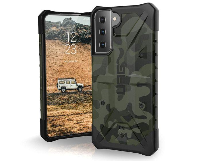 UAG Pathfinder Case Ανθεκτική Θήκη Forest Camo (Samsung Galaxy S21 5G)