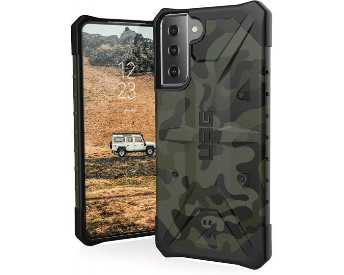 UAG Pathfinder Case Ανθεκτική Θήκη Forest Camo (Samsung Galaxy S21 Plus 5G)