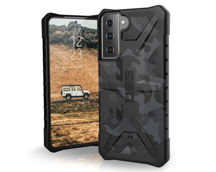 UAG Pathfinder Case Ανθεκτική Θήκη Midnight Camo (Samsung Galaxy S21 5G)