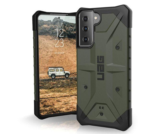 UAG Pathfinder Case Ανθεκτική Θήκη Olive (Samsung Galaxy S21 5G)