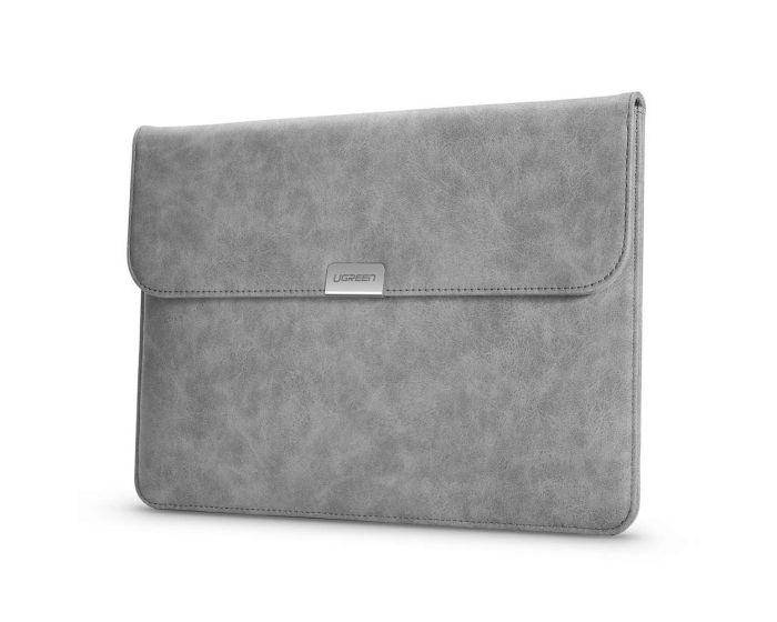 Ugreen Universal Sleeve Pouch (60983) Αδιάβροχη Θήκη για Tablet 9.7'' - Grey