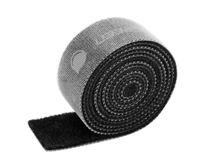 UGREEN Velcro Straps (70111 LP124) Cable Organizer 15mm x 3m - Black