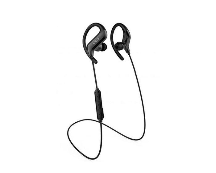 UiiSii BT-100 Wireless Bluetooth Sports Headset Ασύρματα Ακουστικά Black