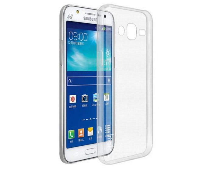 Ultra Slim 0.3mm Silicone Case Θήκη Σιλικόνης Διάφανη (Samsung Galaxy Grand Neo / Neo Plus)