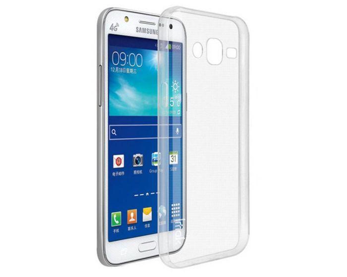 Ultra Thin 0.3mm Silicone Case Διάφανη (Samsung Galaxy J3 Pro)
