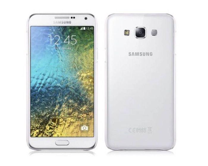 Ultra Thin 0.3mm Silicone Case Διάφανη (Samsung Galaxy E5)