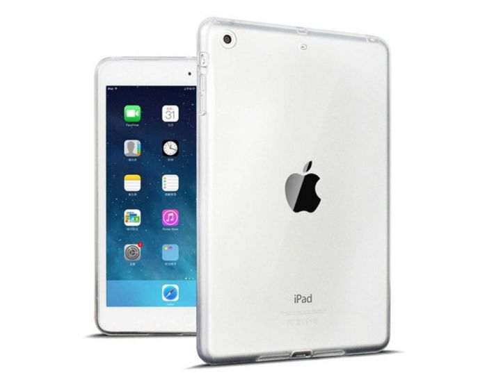 Ultra Thin 0.3mm Silicone Case Διάφανη (iPad mini / mini 2 / mini 3)
