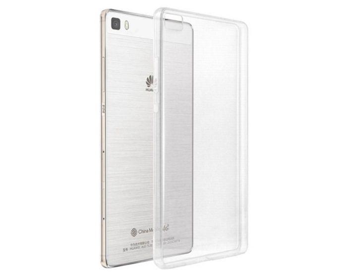 Ultra Thin 0.3mm Silicone Case Διάφανη (Huawei Ascend P8 Lite)
