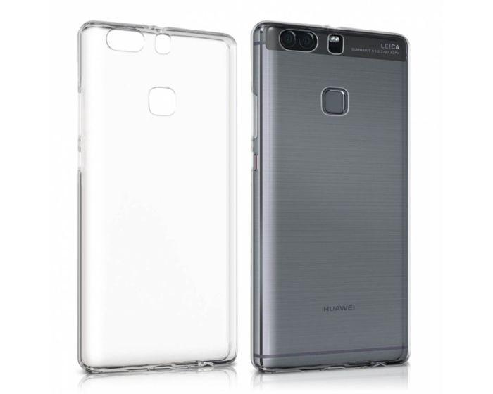 Ultra Slim 0.3mm Silicone Case Θήκη Σιλικόνης Διάφανο (Huawei P9 Plus)