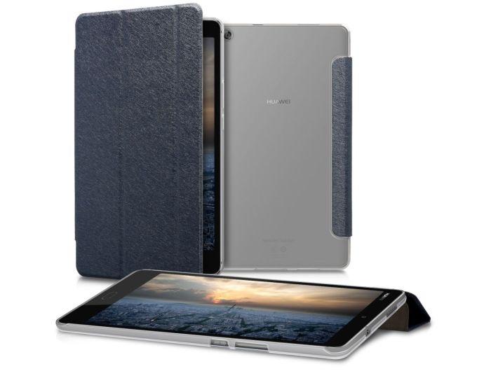 KWmobile Ultra Slim Smart Cover Case (44046.17) Dark Blue (Huawei MediaPad M3 Lite 8.0'')