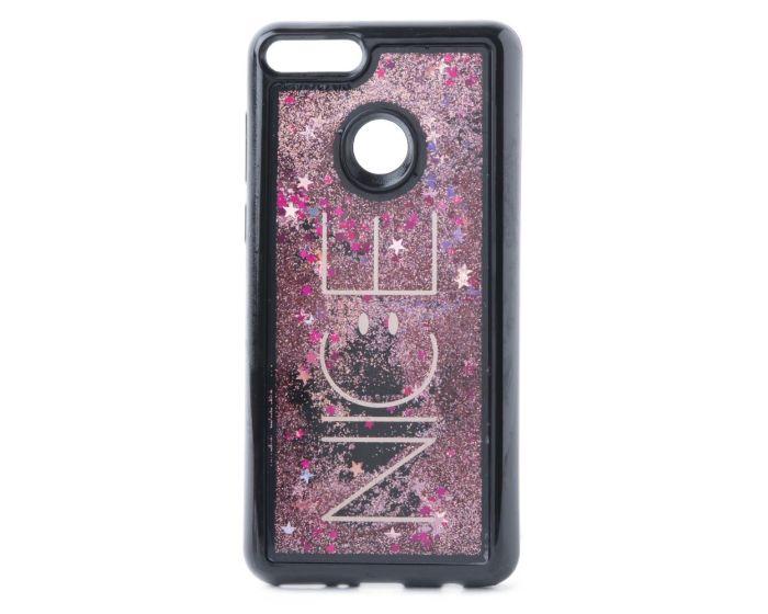 Vennus Mirror Water Case Glitter Nice (Huawei Y9 2018)