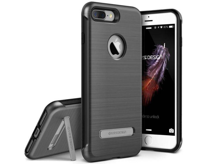 Verus Rugged Duo Guard Case (VRIP7P-DGDDS) Steel Silver (iPhone 7 Plus / 8 Plus)