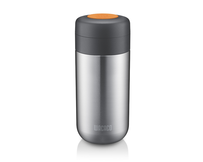 Wacaco Nanovessel 3-in-1 Vacuum Insulated Flask 210ml Θερμός με Φίλτρο για Τσάι