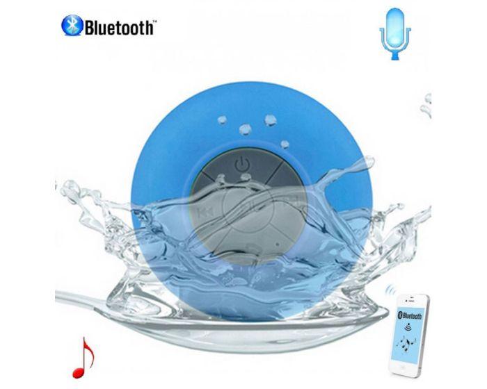 Forever Waterproof Bluetooth Speaker (BS-330) Αδιάβροχο Φορητό Ηχείο Bluetooth Μπλε