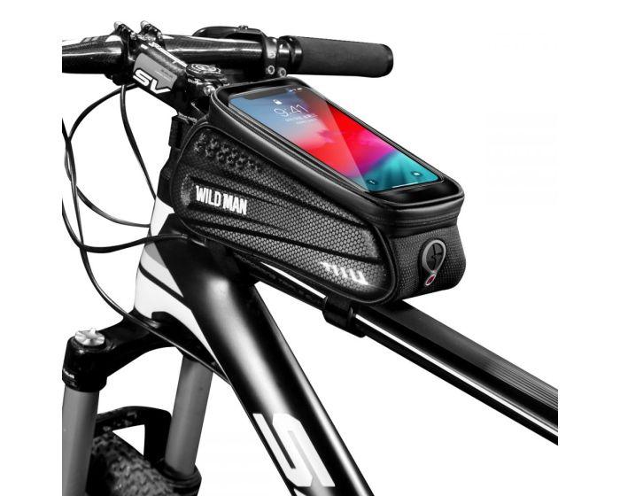 WILDMAN Hardpouch Bike Water Resistant Mount Case - Θήκη Ποδηλάτου 'L'