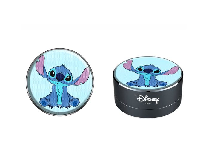 Disney Bluetooth Wireless Speaker 3W Ασύρματο Ηχείο - 001 Stitch Blue