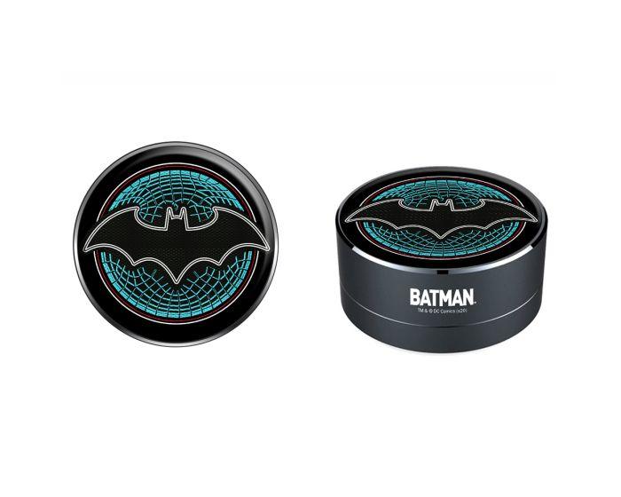 DC Comics Bluetooth Wireless Speaker 3W Ασύρματο Ηχείο - 004 Batman Black