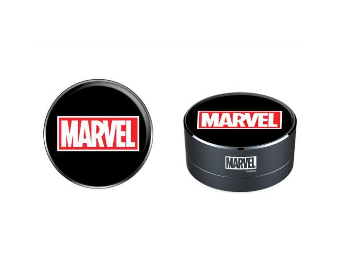 Marvel Bluetooth Wireless Speaker 3W Ασύρματο Ηχείο - 001 Marvel Black