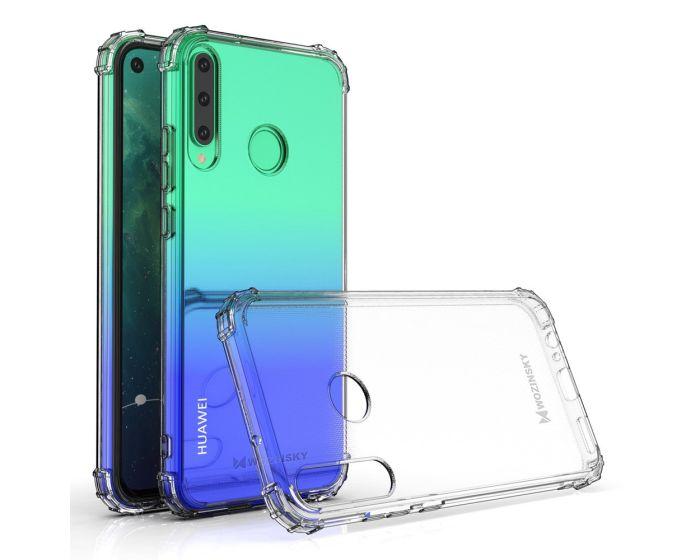 Wozinsky Anti Shock Durable Case Ανθεκτική Θήκη Σιλικόνης Clear (Huawei P40 Lite E)