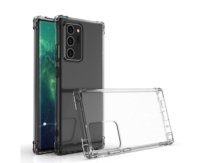 Wozinsky Anti Shock Durable Case Ανθεκτική Θήκη Σιλικόνης Clear (Samsung Galaxy Note 20 Ultra)