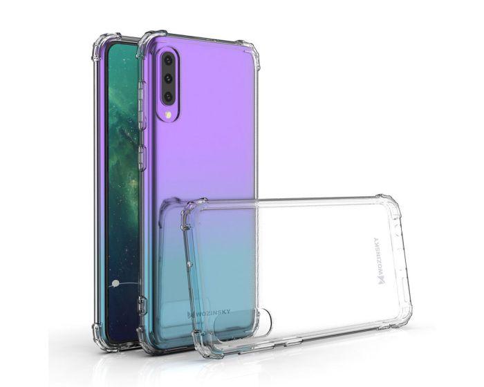 Wozinsky Anti Shock Durable Case Ανθεκτική Θήκη Σιλικόνης Clear (Xiaomi Mi9 Lite)