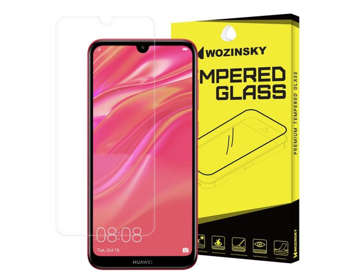 Wozinsky Αντιχαρακτικό Γυαλί Tempered Glass Screen Prοtector (Huawei Y7 2019 / Y7 Prime 2019)