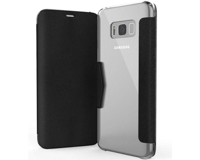 X-Doria Engage Folio Wallet Case - Μαύρη (Samsung Galaxy S8 Plus)