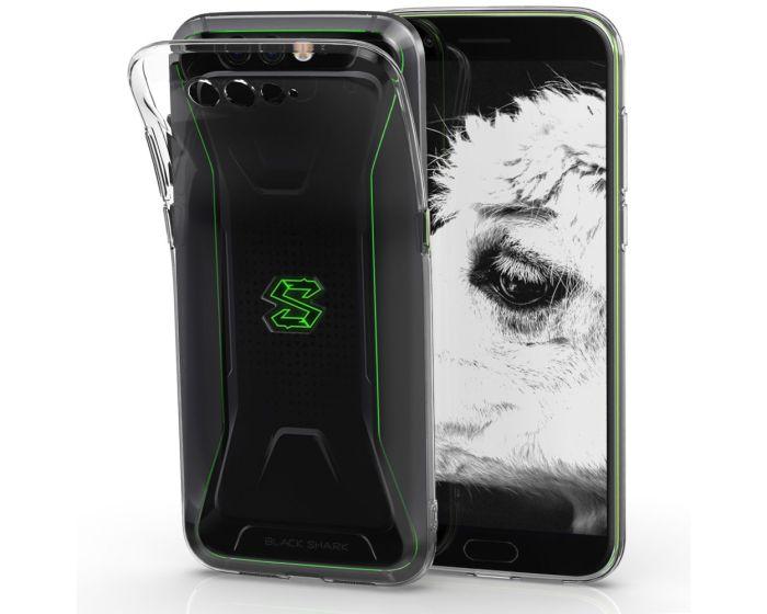 KWmobile TPU Clear Silicone Case Θήκη Σιλικόνης (46069.03) Διάφανη (Xiaomi Black Shark)
