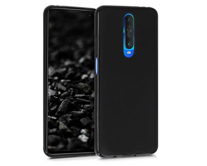 KWmobile TPU Silicone Case (51280.47) Black Matte (Xiaomi Redmi K30)