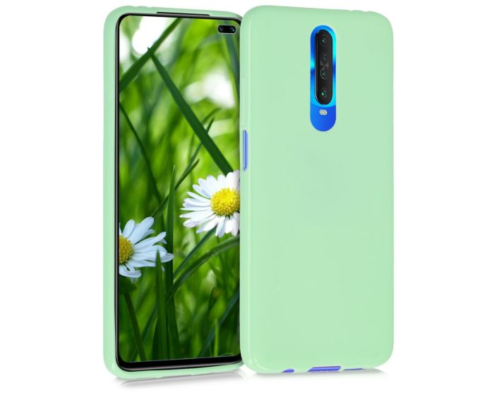 KWmobile TPU Silicone Case (51280.50) Mint Matte (Xiaomi Redmi K30)
