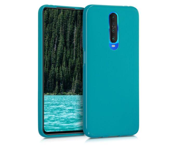 KWmobile TPU Silicone Case (51280.57) Teal Matte (Xiaomi Redmi K30)
