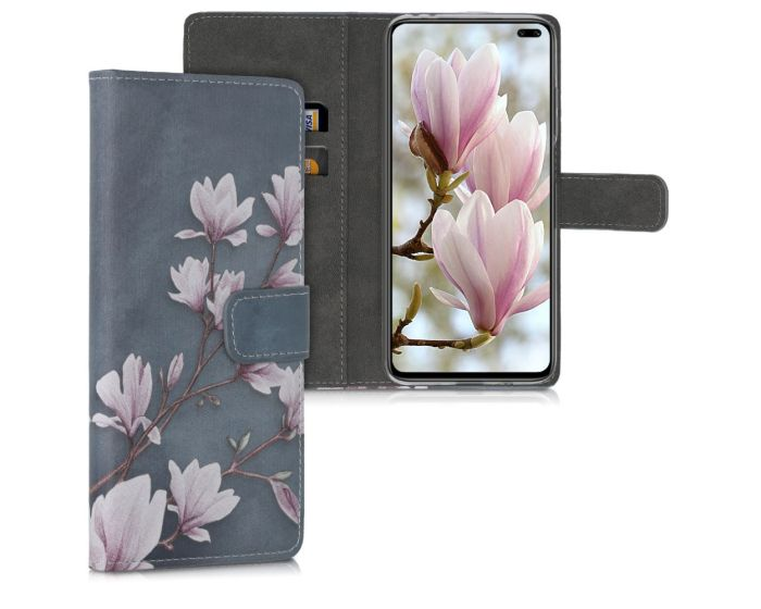 KWmobile Θήκη Πορτοφόλι Wallet Case (51282.01) Magnolia (Xiaomi Redmi K30)