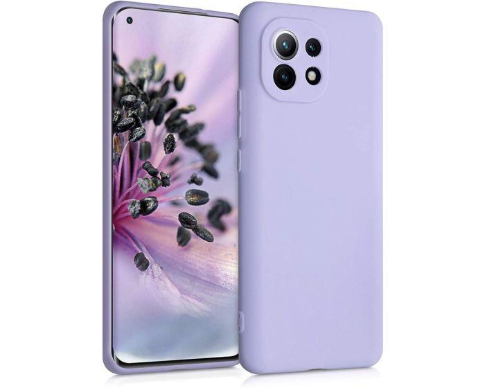 KWmobile TPU Silicone Case (54188.108) Lavender (Xiaomi Mi 11)