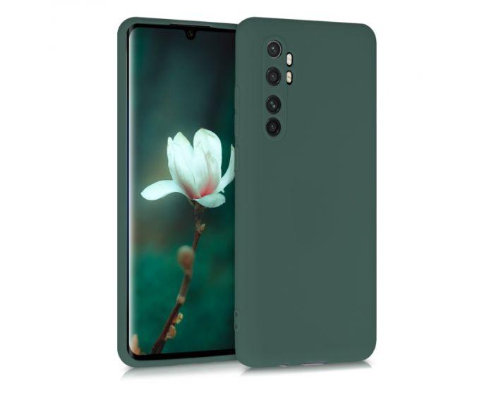 KWmobile TPU Silicone Case (52443.171) Blue Green (Xiaomi Mi Note 10 Lite)