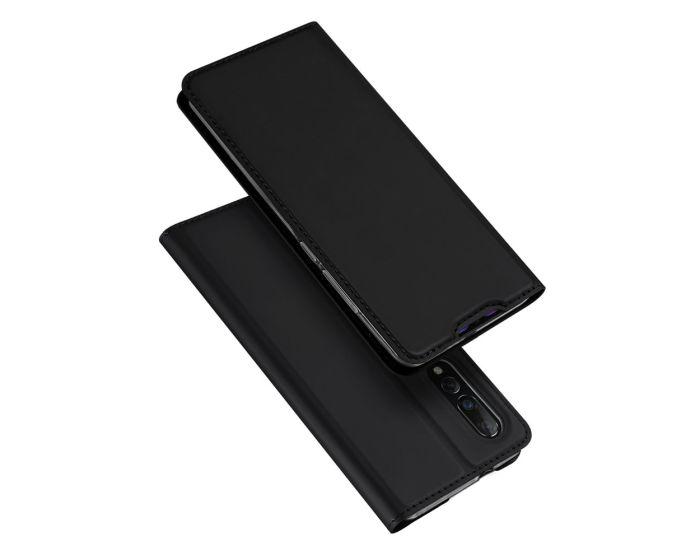 DUX DUCIS SkinPro Wallet Case Θήκη Πορτοφόλι με Stand - Black (Xiaomi Mi9)