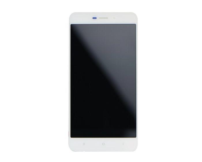 OEM Οθόνη LCD Touch Screen + Digitizer AAA - White (Xiaomi Redmi 4A)