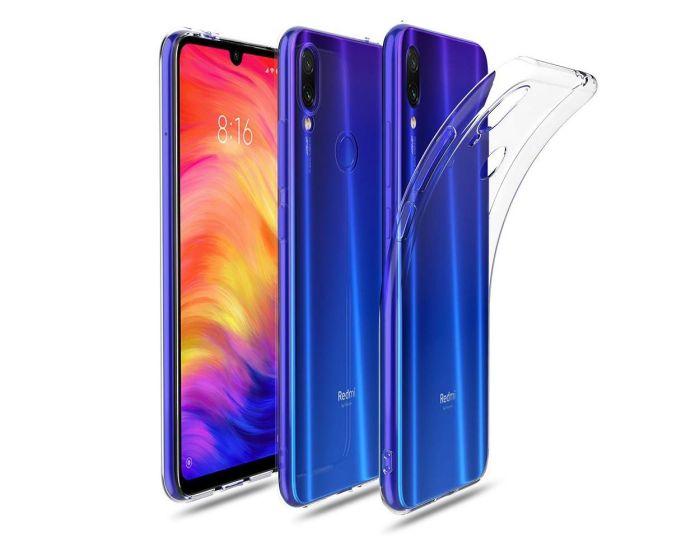 TECH-PROTECT Flexair Crystal Case Θήκη Σιλικόνης Διάφανο (Xiaomi Redmi 7)