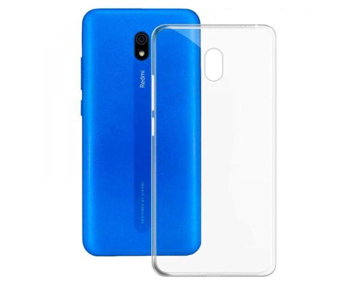 2mm Silicone Case Θήκη Σιλικόνης Διάφανο (Xiaomi Redmi 8A)