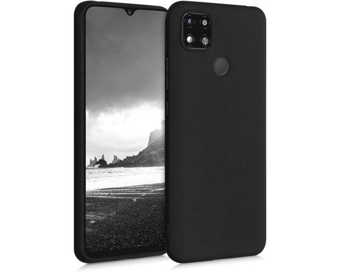 KWmobile TPU Silicone Case (52850.47) Black Matte (Xiaomi Redmi 9C)