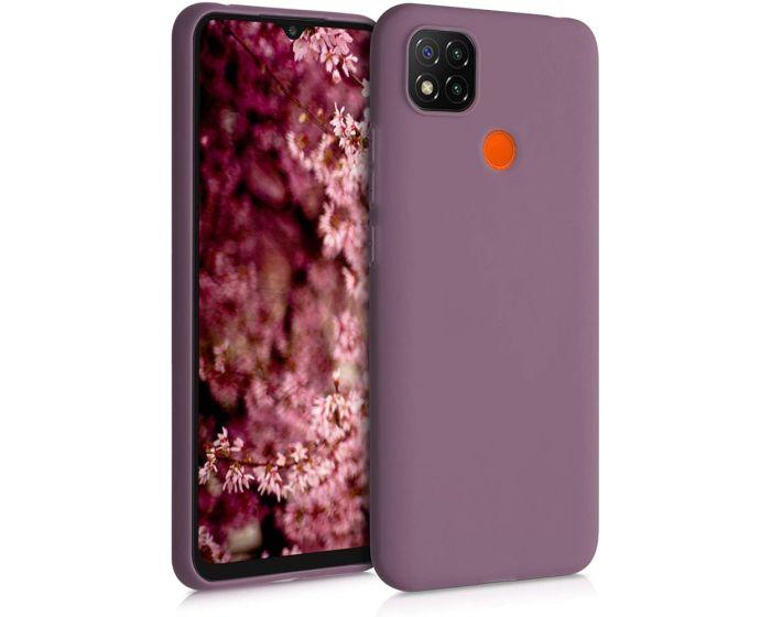 KWmobile TPU Silicone Case (52850.181) Grape Purple (Xiaomi Redmi 9C)