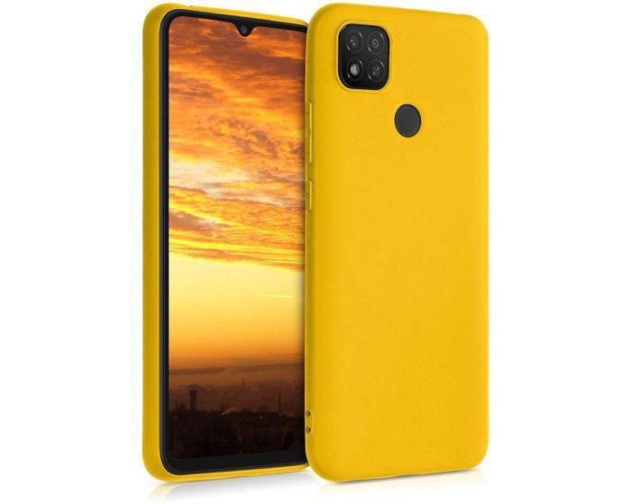KWmobile TPU Silicone Case (52850.143) Honey Yellow (Xiaomi Redmi 9C)