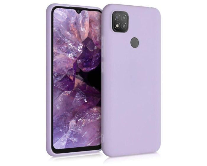 KWmobile TPU Silicone Case (52850.108) Lavender (Xiaomi Redmi 9C)