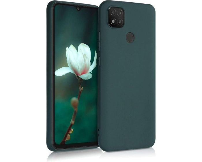 KWmobile TPU Silicone Case (52850.169) Moss Green (Xiaomi Redmi 9C)