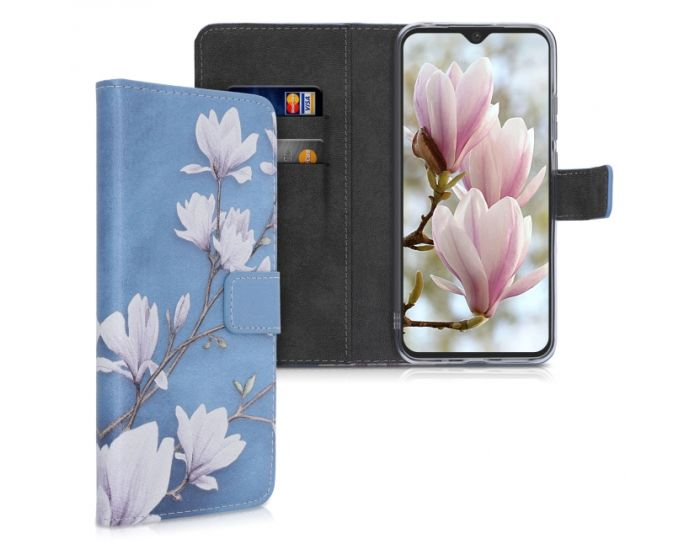 KWmobile Θήκη Πορτοφόλι Wallet Case (52852.01) Magnolia (Xiaomi Redmi 9C)