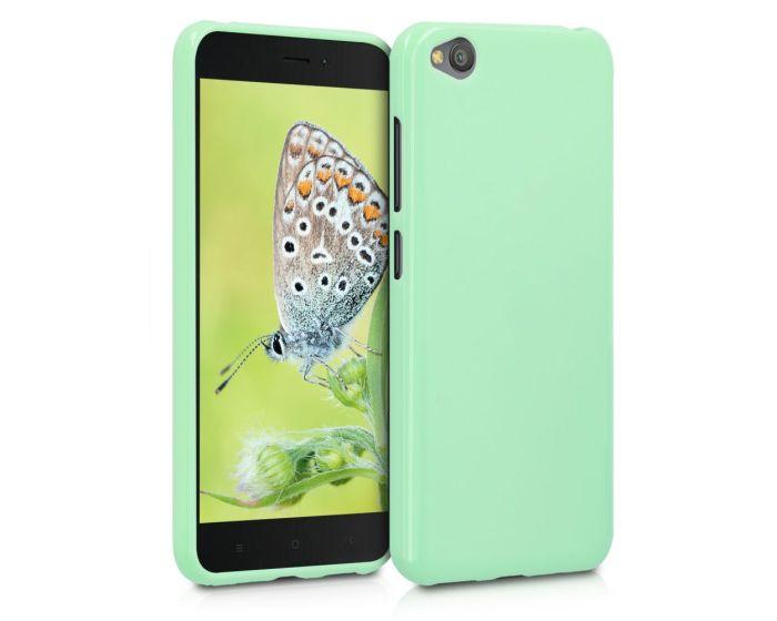 KWmobile TPU Silicone Case (47712.50) Mint Matte (Xiaomi Redmi Go)