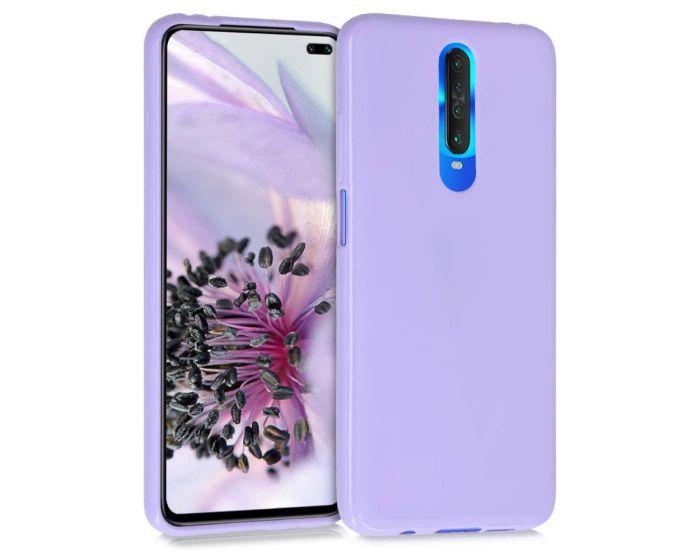 KWmobile TPU Silicone Case (51280.108) Lavender (Xiaomi Redmi K30)